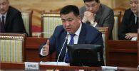 Айыл чарба, тамак-аш өнөр жайы жана мелиорация министри Нурбек Мурашев