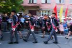 Бишкектин мектептин бириндеги акыркы коңгуроо. Архив