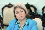 Жогорку Кеңештин депутаты Ирина Карамушкина. Архивдик сүрөт