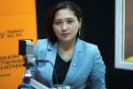Эл аралык инновациялык технологиялар университетинин кесипкөйлүктү жогорулатуу борборунун жетекчиси Чолпон Рыспаева
