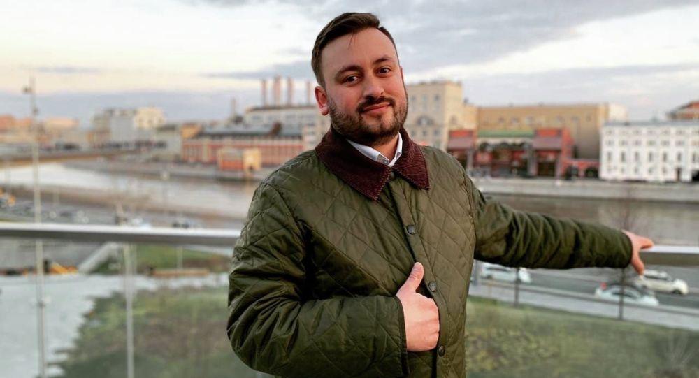 Шеф-редактор Sputnik Литва Марат Касем