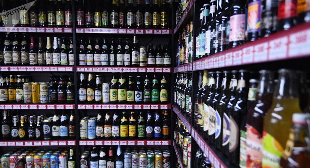 Алкоголдук ичимдиктер. Архив