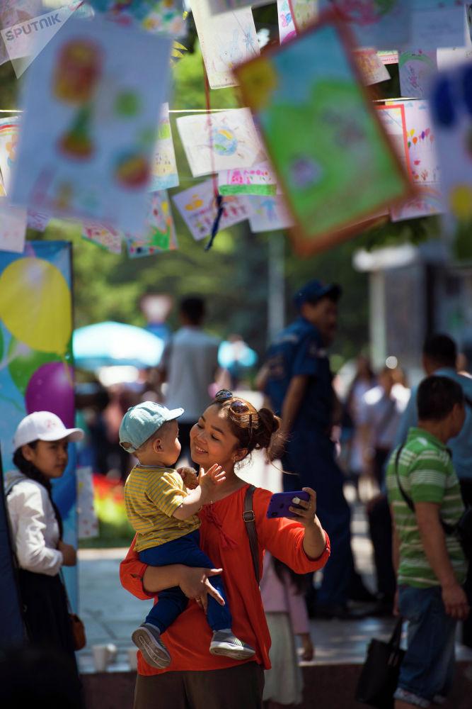 Кыргызстанда 1-июндан тарта балдарга болгон зомбулуктун алдын алуу боюнча улуттук Тумар кампаниясы башталды