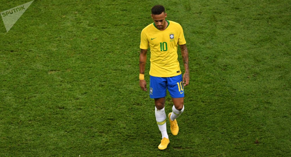 Бразильский футболист Неймар. Архивное фото