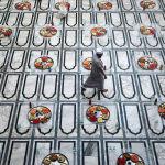 Индиянын Мумбай шаарындагы мечитте ооз ачууга болгон даярдык