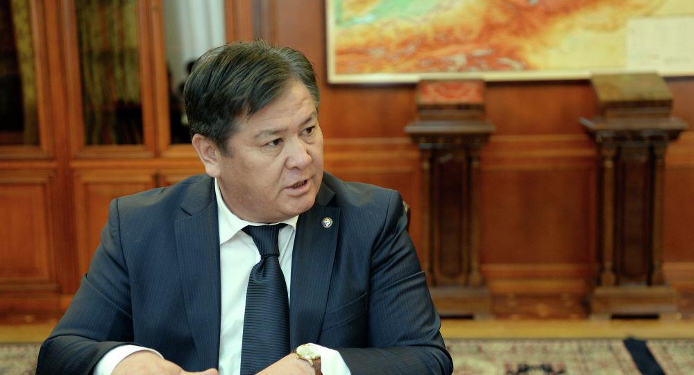 Анарбаев Гуламжан Сатбалдиевич