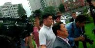 Бывший заведующий отделом судебной реформы и законности аппарата президента КР Манас Арабаев арестован решением суда на месяц, он проведет это время в СИЗО ГКНБ.