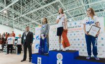 Кыргызстанские спортсмены на Всемирных играх юных соотечественников. Архивное фото