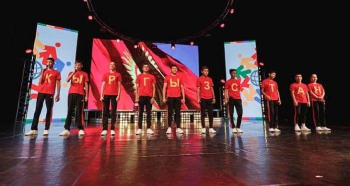 Кыргызстанские спортсмены завоевали три медали на V Всемирных играх юных соотечественников в Ханты-Мансийске