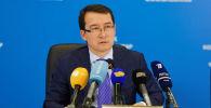 Министр по экономике и финансовой политике Евразийской экономической комиссии Тимур Жаксылыков. Архивное фото