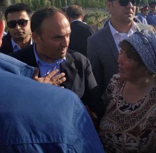 Түркиянын Кыргызстандагы элчиси Женгиз Камиль Фырат