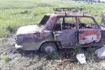 Угнанный автомобиль марки ВАЗ-2101 в Сокулуке