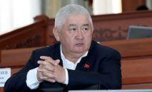 Депутат ЖК Зарылбек Рысалиев. Архивное фото