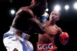 Известный казахстанский боксер Геннадий Головкин нокаутировал канадца Стива Роллса на турнире в США