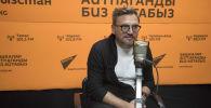 Трехкратный обладатель премии ТЭФИ, телеведущий Вадим Такменев