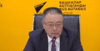 Экс-генеральный секретарь ШОС Муратбек Иманалиев рассказал о трех главных проблемах, мешающих запуску проекта.