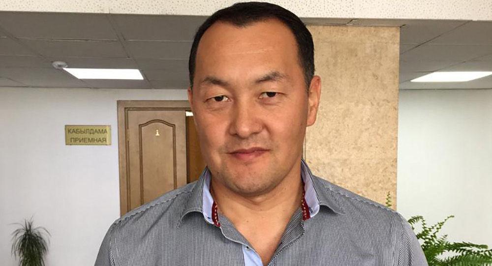 Жакыпов Мураталы Манапбаевич