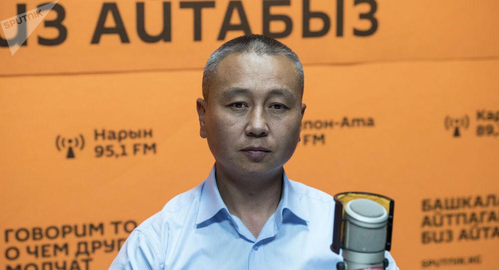 Жергиликтүү өз алдынча башкаруу иштери боюнча эксперт Бакыт Рыспаев