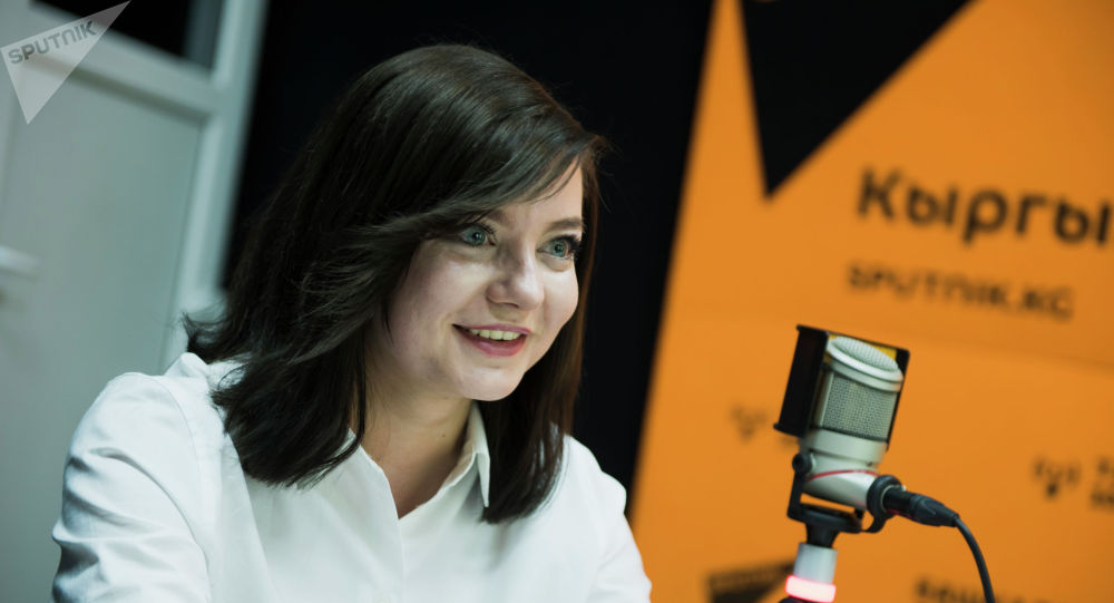 Руководитель диджитал-агентства Ольга Галикеева
