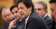 Премьер-министр Пакистана Имран Хан. Архивное фото
