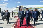 Казакстандын президенти Касым-Жомарт Токаев бүгүн, 13-июнда, Кыргызстанга келди