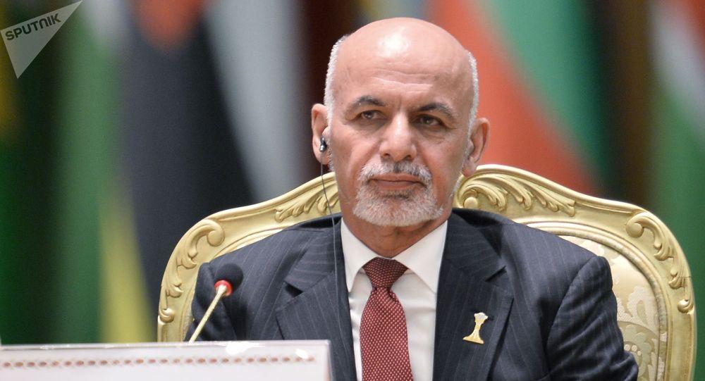 Афганистандын президенти Мохаммад Ашраф Гани