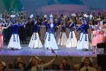 13-июнда Бишкекте Достук кербени аталышындагы гала-концерт өттү. Анда ШКУга мүчө жана байкоочу өлкөлөрдүн өнөр адамдары таланттарын тартуулашты.