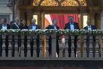 Глава Таджикистана Эмомали Рахмон организовал вечер Дружбы для участников Пятого саммита Совещания по взаимодействию и мерам доверия в Азии (СВМДА).