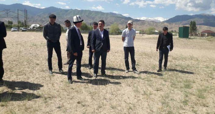 Конкурс за чистоту проводится в среди айыльных округов в Иссык-Куле