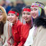 Улуттук маанайдагы фестиваль. Кыргыз кыздарынан айырмаланышпайт экен