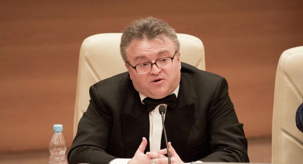 Экс-член комиссии ООН по биологическому и химическому оружию, военный эксперт Игорь Никулин. Архивное фото