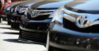Toyota Camry. Архивдик сүрөт