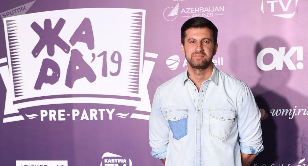 Блогер Амиран Сардаров. Архив