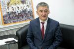 Билим берүү жана илим министринин орун басары Кудайберди Кожобеков