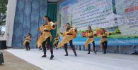 На берегу Иссык-Куля прошел международный фестиваль-конкурс детского творчества Культура народов мира