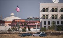 Посольство США в Кыргызстане. Архивное фото