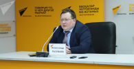 Руководитель информационно-аналитического центра Альпари Александр Разуваев. Архивное фото