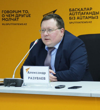 Руководитель информационно-аналитического центра Альпари Александр Разуваев