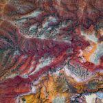 Ысык-Көлдүн түштүгүндөгү каньондор