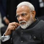 Глава правительства Индии Нарендра Моди
