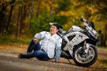 Глава сообщества мотоциклистов в Кыргызстане Асхат Сеитбеков. Архивное фото