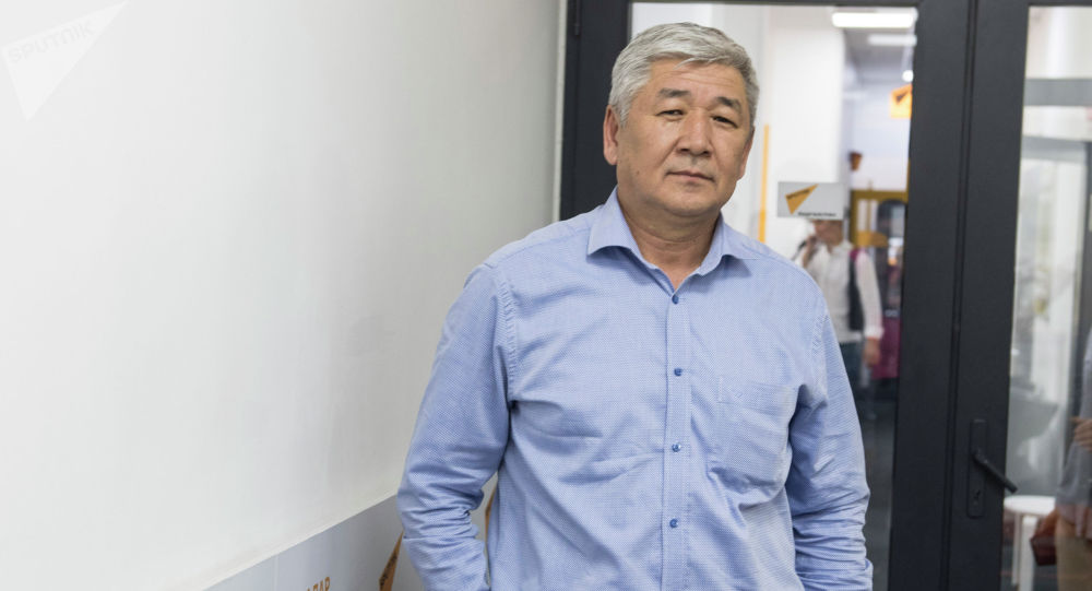 Эксперт топливно-энергетического комитета Жогорку Кенеша Марат Чолпонкулов