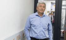 Назначенный председателем правления ОАО Кыргызалтын  Маратбек Чолпонкулов. Архивное фото