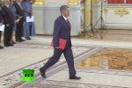 Президент России Владимир Путин принял верительные грамоты у нового посла Кыргызстана в РФ Аликбека Джекшенкулов.