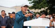 Политик Мээрбек Мискенбаев. Архивное фото