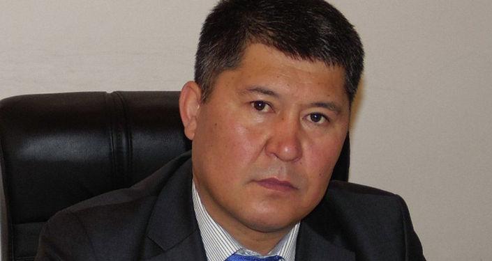 Мэр города Джалал-Абад Мураталы Тагаев. Архивное фото