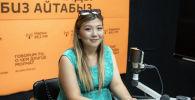 Стилист-чач тарач Айдай Мамадиева