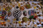 Праздничный стол. Архивное фото