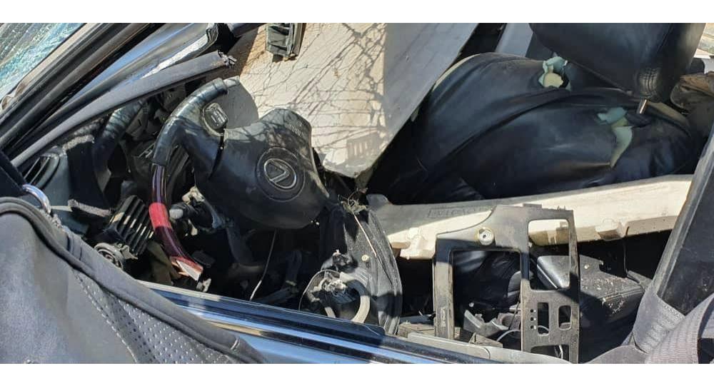 ДТП с участием Lexus. Архивное фото