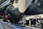 Жол кырсыгына кабылган Lexus унаасы. Архивдик сүрөт